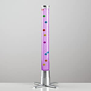 Stunning Colour Changing LED Mood Bubble Tower Lamp Fish Water Tube Floor Standing Lamp Light by MiniSun