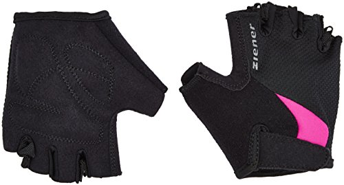 Ziener Kinder CRIDO junior Bike Glove Fahrrad-handschuh, rosa (fuchsia), L