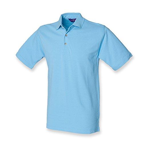 HenburyDamen  Polo ShirtPoloshirt Blau - Sky