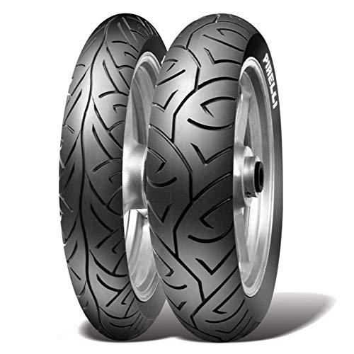 Paire Pneu pneus Pirelli Sport Demon 110/90 - 16 59 V 130/90 - 16 67 V