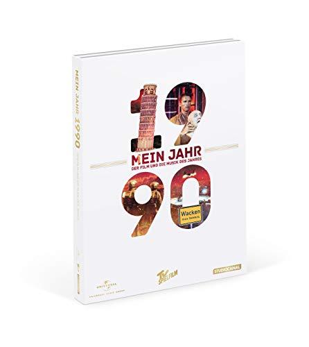 Mein Jahr 1990 / Total Recall + Die Musik des Jahres (+ CD)