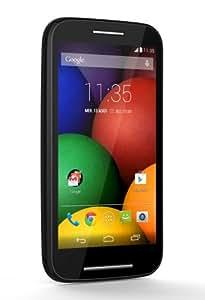 Motorola Moto E Smartphone débloqué 3G (Ecran: 4.3 pouces - 4 Go - Android 4.4 KitKat) Noir
