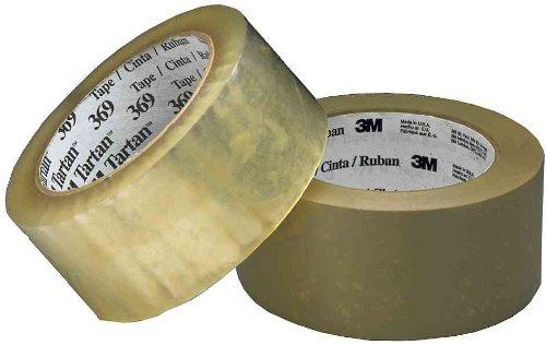 Scotch 309T5066 Verpackungsbänder Pvc, Ppl und Papier Verpackungsband 50mm x 66m transparent