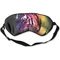 Colorful Tiger Art Design Sleep Eyes Masks - Comfortable Sleeping Mask Eye Cover For Travelling Night Noon Nap... preisvergleich bei billige-tabletten.eu