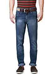 Peter England Slim Fit Jeans _EDN31604484_30_Blue