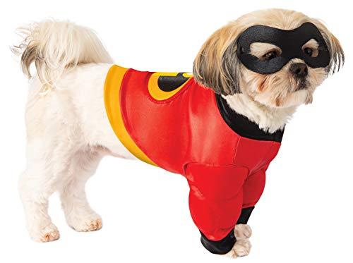 Rubie 's Disney: Incredibles Kostüm Hemd und Maske, groß