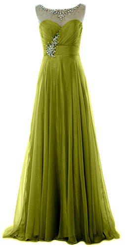 MACloth - Robe - Femme Olive