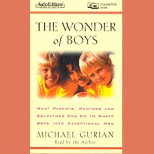 The Wonder of Boys  Audiolibri