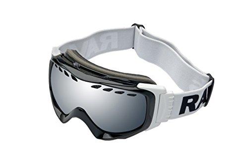 """Ravs by Alpland Skibrille Bergbrille , Gletscherbrille Schutzbrille Snowboardbrille - goggle """" TEST """"SEHR GUT""""!"""