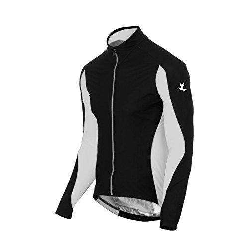 Uglyfrog 2017 Neue Sport im Freien Klassik Vlies Fahrradtrikot Winter Herren Thermo Langarmtrikot Radfahren Jersey Triathlon Bekleidung (Craft Triathlon Bekleidung)