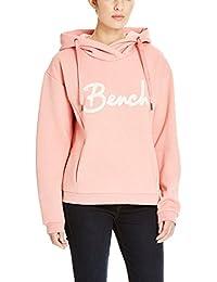 Bench Impulsion, Sweat-Shirt àCapuche Femme