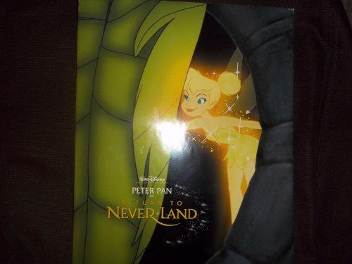 Peter Pan en Regreso al país de nunca jamás Litografía