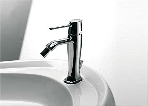 Frattini Delizia Wasserhahn Einhebelmischer für Bidet chrom Art.58103