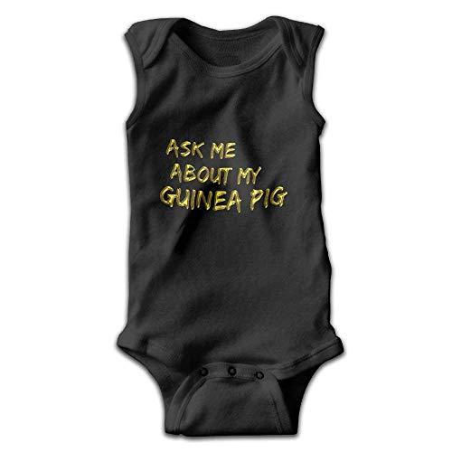 AZGNHM Infant Pet Guinea Pig Onesies Bodysuits - Eine Infant Bodysuit