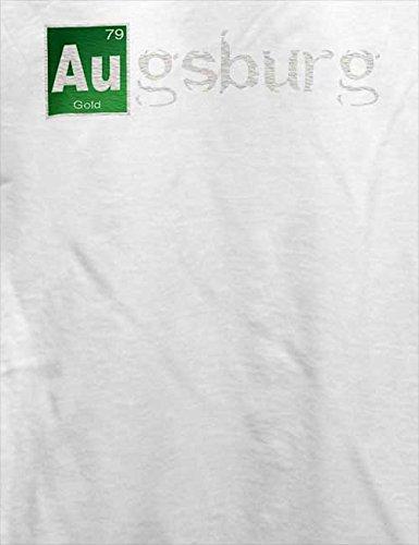 Augsburg T-Shirt Weiß