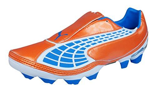 Puma 10 Aster branco Fg I Esportivos Ii Futebol Fluorescente Calçados 102217 azul V1 Laranja Laranja Homens TT5rqwAP