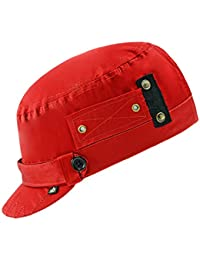 EveryHead Kai Balke Ladies Platecap Gi Cap Urban Army Cuba Basecap Summer  Uni with Velcro Fastener and Patches for Women (KB-3504… 3ad06c532707