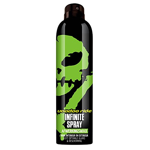 Voodoo Ride VR110251 Infinite Spray Detailer 400 ml - Deckwachs, Green