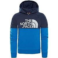The North Face Y Drew Peak Rgln Hd Cosmic Blue M (Kids)