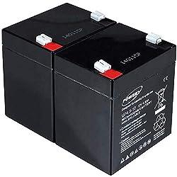 Powery Batería de GEL para APC RBC20
