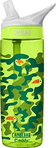 CamelBak Kinder Eddy 0.6L Trinkflasche Wasserflaschen, Toucamo, 600ml