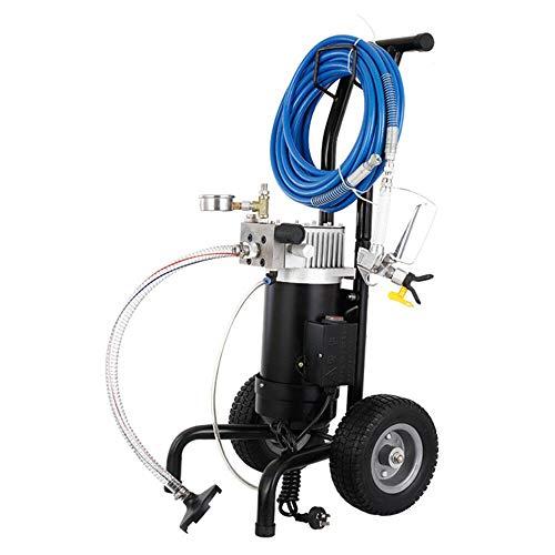 SENDERPICK Airless - Pulverizador de pintura (220 V, 1,9 L/min, manguera de 1,2 Hp/900 W)