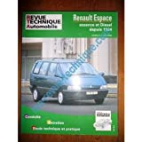 RRTA0709.2 REVUE TECHNIQUE AUTOMOBILE RENAULT ESPACE depuis 1984 Essence et Diesel