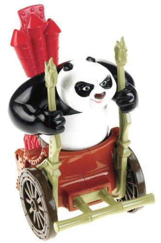 Fisher-Price Kung Fu Panda 2PO 's Rickshaw