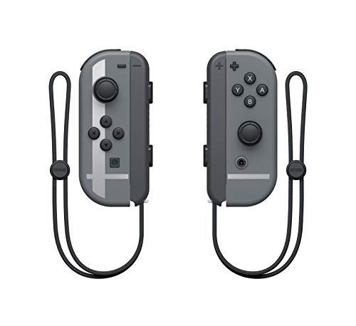 Nintendo Switch Grey Super Smash Bros. Ultimate Edition + Super Smash Bros. Download Code
