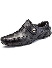 313936ec3e1 Zapatos Casuales De Los Hombres Mocasines Pisos Mocasines Hombres  Transpirables Vestido Zapatos CláSicos De ConduccióN Zapatos