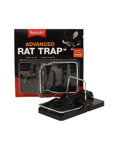 Rentokil FR27 Piège à rat avancé Plastique