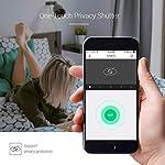 EZVIZ-Telecamera-WiFi-di-Sorveglianza-Full-HD-1080p-Audio-Bidirezionale-Maschera-Intelligente-della-Privacy-Panorama-360-Funzione-GiornoNotte
