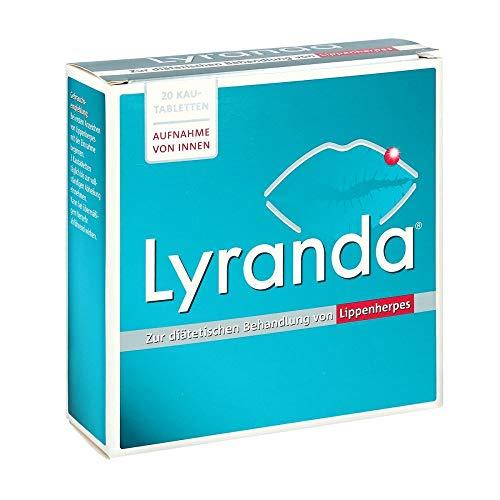 Lyranda, 20 St. Kautabletten -