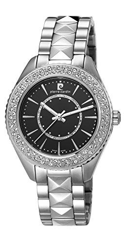 Pierre Cardin-Damen-Armbanduhr Swiss Made-PC106412S02
