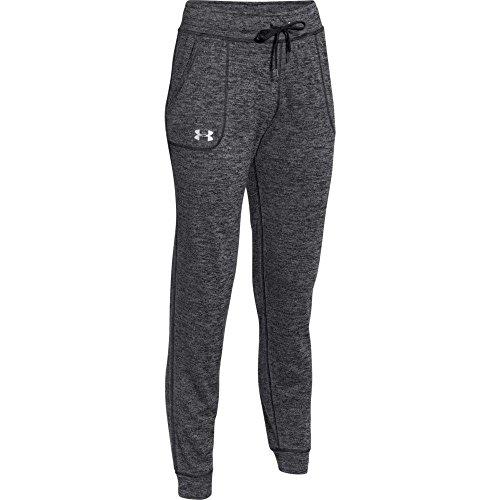 Under Armour Damen Fitness Shorts Hose, Black, MD