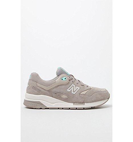 New Balance Schuhe Damen Sneaker Turnschuhe Grau CW1600GU Grau