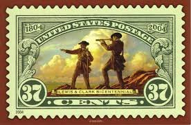 scott-3854-lewis-and-clark-bicentennial-sheet-of-twenty-37c-stamps-by-usps