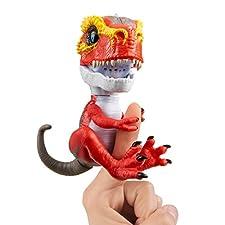 Wowwee 3786Trex Ripsaw Fingerlings Untamed giocattolo