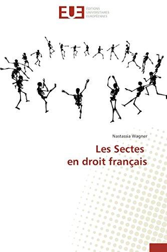 Les sectes en droit français