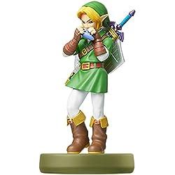 Amiibo Link (Ocarina of Time) - Legend of Zelda series Ver. [Wii U] import japon