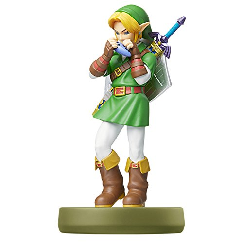 Nintendo amiibo Link Ocarina of Time (The Legend of Zelda Series) [Japan Import]