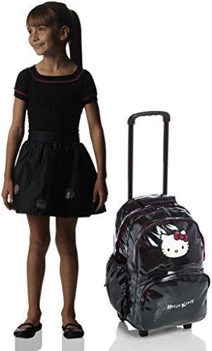 Hello Kitty Mochila infantil, negro (Negro) – HPR22080