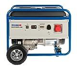 Generador eléctrico Endress café 6000 DBS 240211 de combustible Gasolina Potencia 6,9...