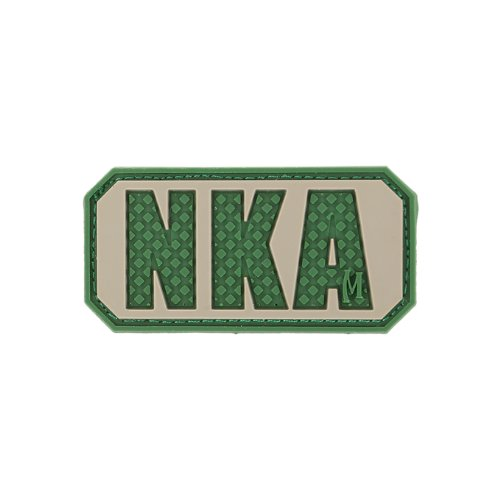 Image of Maxpedition NKA No Known Allergies (Arid) Morale Patch