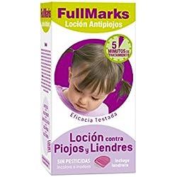 Full Marks Loción Antipiojos - 100 ml
