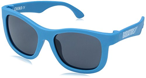 Babiators Baby Navigators Uv-Sonnenbrille, Blue Crush, 0-2 Jahre