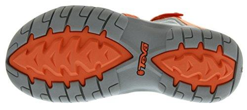 Teva Tirra W's Damen Sport- & Outdoor Sandalen Orange (Coral Gradient 572)