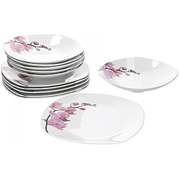 5-teiligem Besteck und Tasse mit klappbarem Henkel und Deckel rostfrei und hitzebest/ändig normani Outdoor Geschirr-Set bestehend aus Bundeswehr Kochgeschirr