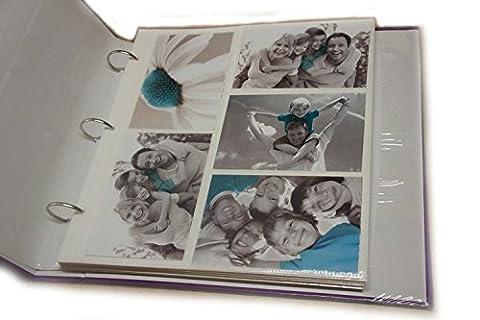 Arpan 20 Refill Photo Album Sheet Holds 6x4'' 200 Photos