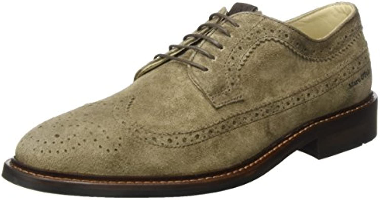 Marc O'Polo Herren Lace up Shoe 70823773402303 Brogues
